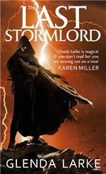 The Last Stormlord cover