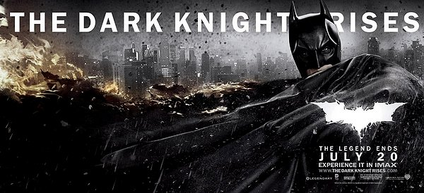 Batman - Dark Knight Rises image