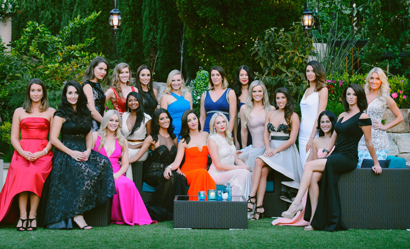 The Bachelor 2015 - the bachelorettes, episode 1